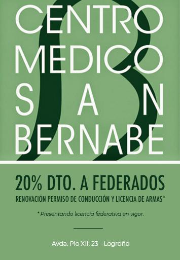 Descuentos Centro médico San Bernabé