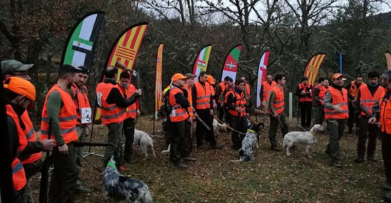 <h2 class='tahoma bold texto20 c_c0202e'><a href='http://www.frdcaza.org/noticia/158/XXVII-Campeonato-Espaa-Becadas' class='c_c0202e'>XXVII Campeonato de España de Becadas</a></h2><p class='tahoma c_454545 texto12 margin0'>Los días 12 y 13 de enero tendrá lugar en la Reserva Regional de caza Saja, en Cantabria el XXVII Campeonato de España de Becadas.</p><a href='http://www.frdcaza.org/noticia/158/XXVII-Campeonato-Espaa-Becadas' class='tahoma c_454545 texto12'>Seguir leyendo></a>