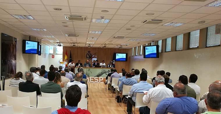 Asamblea general de la Federación Española de Caza