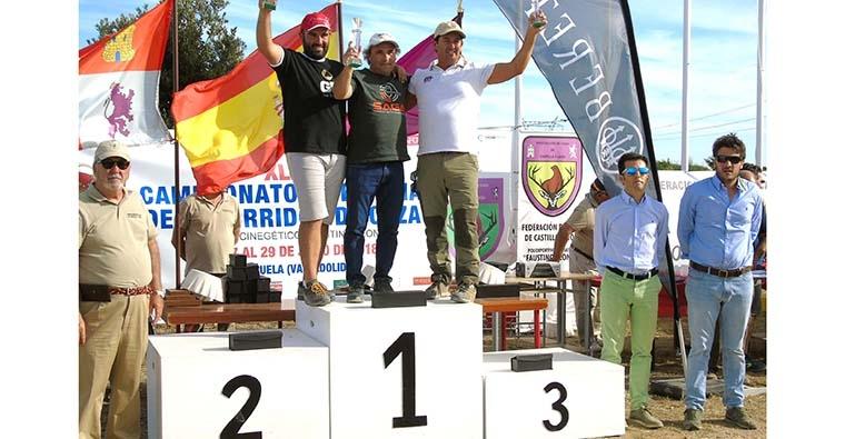 <h2 class='tahoma bold texto20 c_c0202e'><a href='http://www.frdcaza.org/noticia/226/Campeonato-Espaa-Recorridos-Caza' class='c_c0202e'>Campeonato de España de Recorridos de Caza</a></h2><p class='tahoma c_454545 texto12 margin0'>De las modalidades deportivas que dependen de la Real Federación Española de Caza, el recorrido de caza, posiblemente, sea el que más tiradores atraiga.</p><a href='http://www.frdcaza.org/noticia/226/Campeonato-Espaa-Recorridos-Caza' class='tahoma c_454545 texto12'>Seguir leyendo></a>
