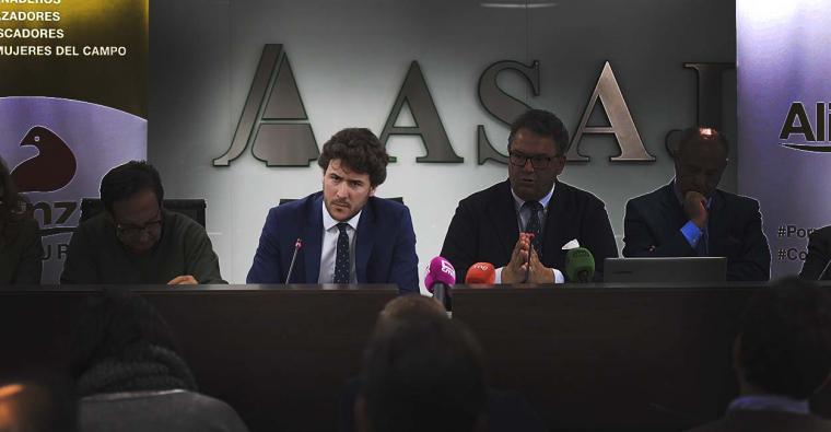 Ángel López Maraver deja la presidencia de la Real Federación Española de Caza
