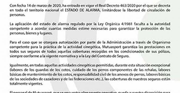 <h2 class='tahoma bold texto20 c_c0202e'><a href='https://www.frdcaza.org/noticia/365/NOTA-INFORMATIVA-DE-LA-FEDERACIoN-RIOJANA-DE-CAZA' class='c_c0202e'>NOTA INFORMATIVA DE LA FEDERACIÓN RIOJANA DE CAZA</a></h2><p class='tahoma c_454545 texto12 margin0'>En relación a las noticias que se están difundiendo por las redes sociales, el presidente de la Federación Riojana de Caza, Eduardo Cornejo Salazar informa:</p><a href='https://www.frdcaza.org/noticia/365/NOTA-INFORMATIVA-DE-LA-FEDERACIoN-RIOJANA-DE-CAZA' class='tahoma c_454545 texto12'>Seguir leyendo></a>