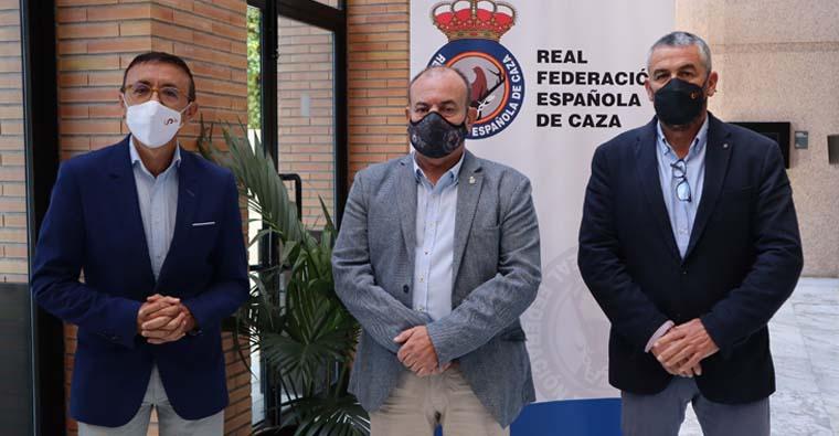 EL SECTOR CINEGÉTICO ANALIZA LOS RETOS DE FUTURO DE LAS FEDERACIONES DEPORTIVAS