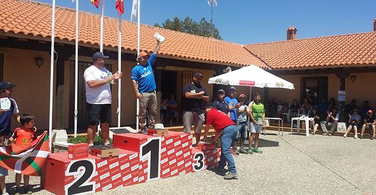 Gran triunfo de los deportistas riojanos en el XLII Campeonato de España de Recorridos de Caza