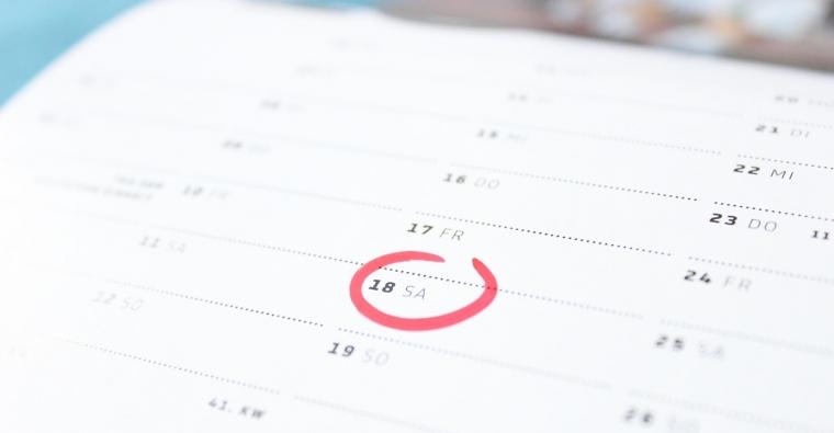 Reuniones con los distintos grupos para redactar el calendario de competiciones